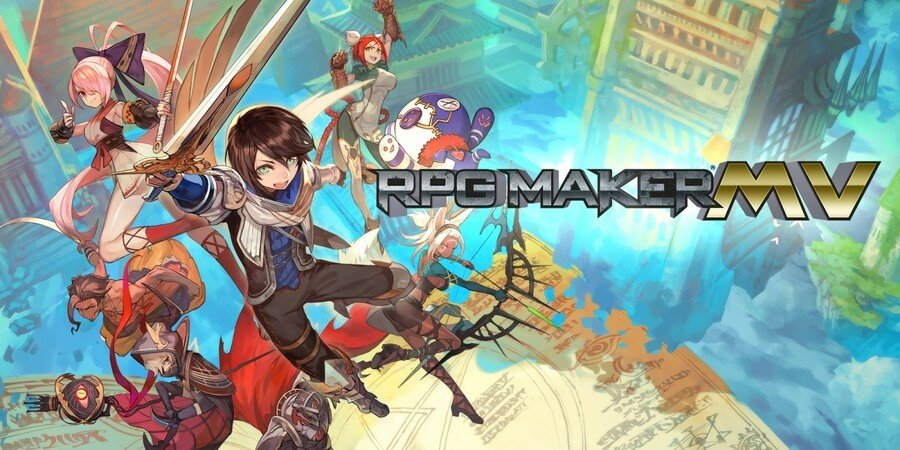 RPG Maker MV (Switch)
