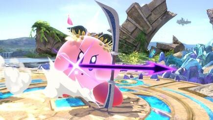 28ε. Dark Pit Kirby