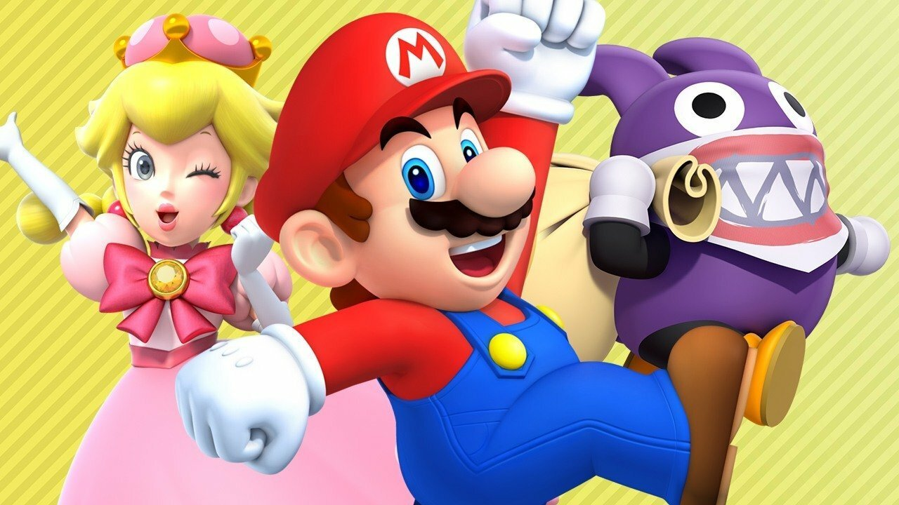 New Super Mario Bros  U Deluxe And FIFA 19 Are Europe's Best-Selling