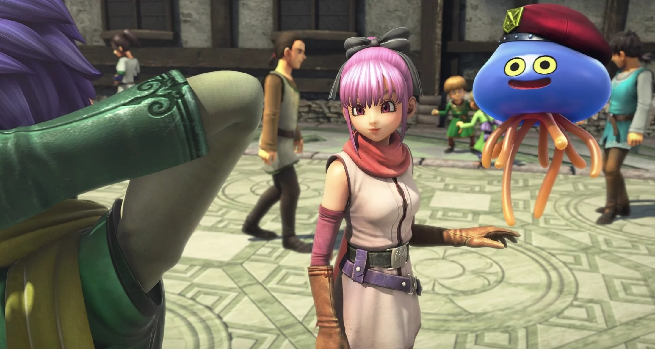 Rumour A Western Release Of Dragon Quest Heroes I Ii Is Looking Even More Likely Nintendo Life