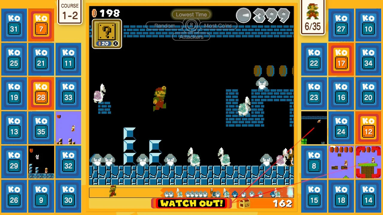 Super Mario Bros. 35 Receives Another Update - Fixes, Adjustments And More