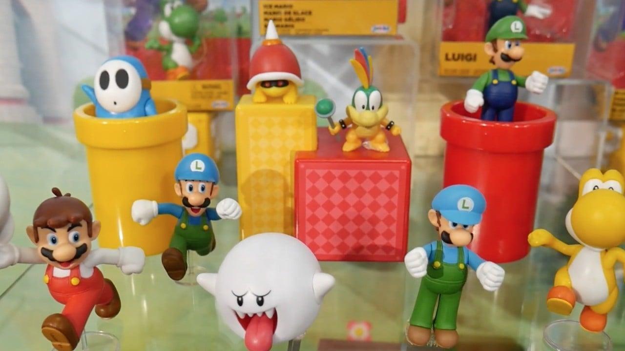Jakks Pacific tiene más juguetes de Super Mario para 2020, incluido un Mario parlante que no se callará 5