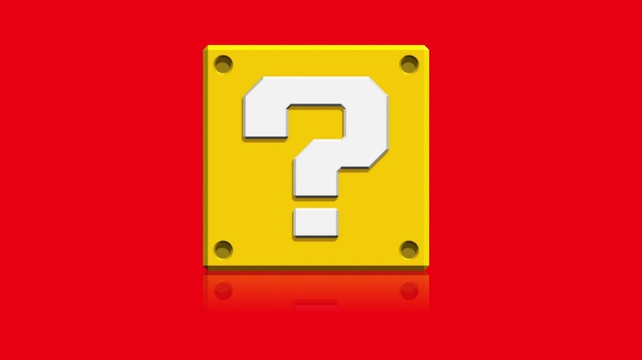 Nintendo Question Box