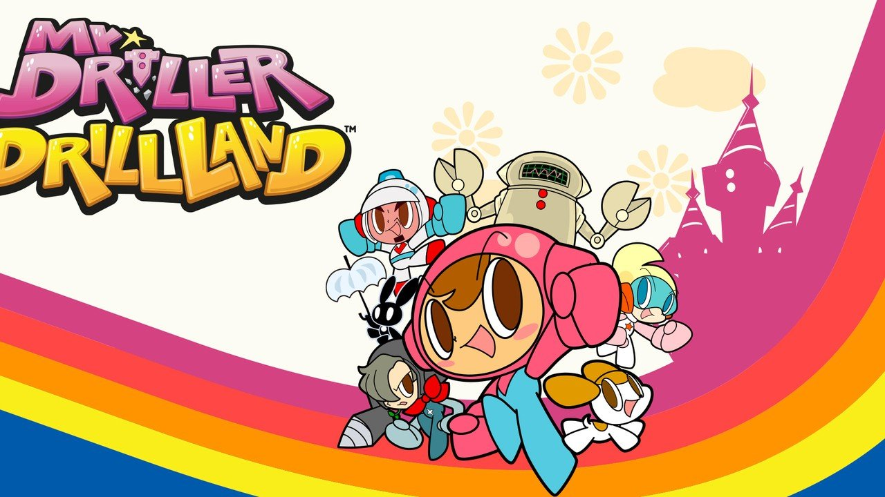 Review: Mr. Driller: DrillLand - As Much Fun As It Was 18 Years Ago, If Not More So