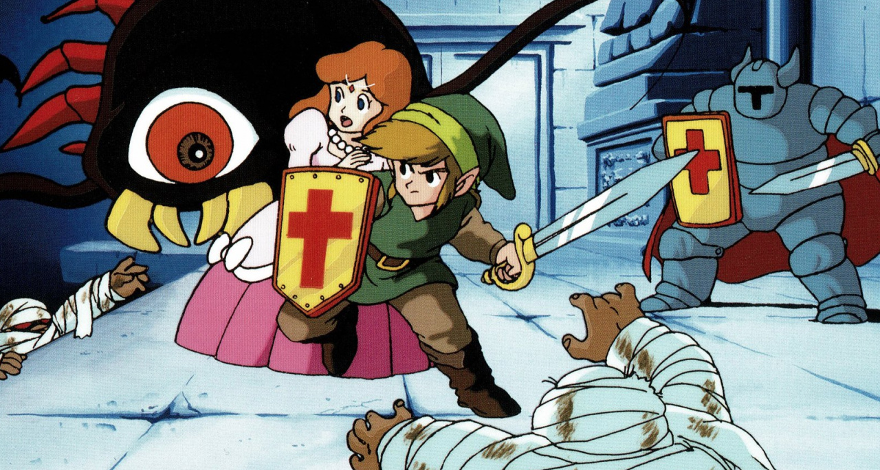 <p>Talking Point: Is Zelda An RPG, Or Not? </p> thumbnail