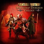 Deathtrap Dungeon Trilogy