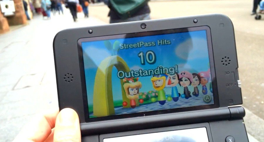 StreetPass - the good old days