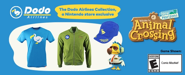 Dodo Airlines Collection
