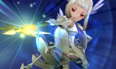 Bravely Second Screen