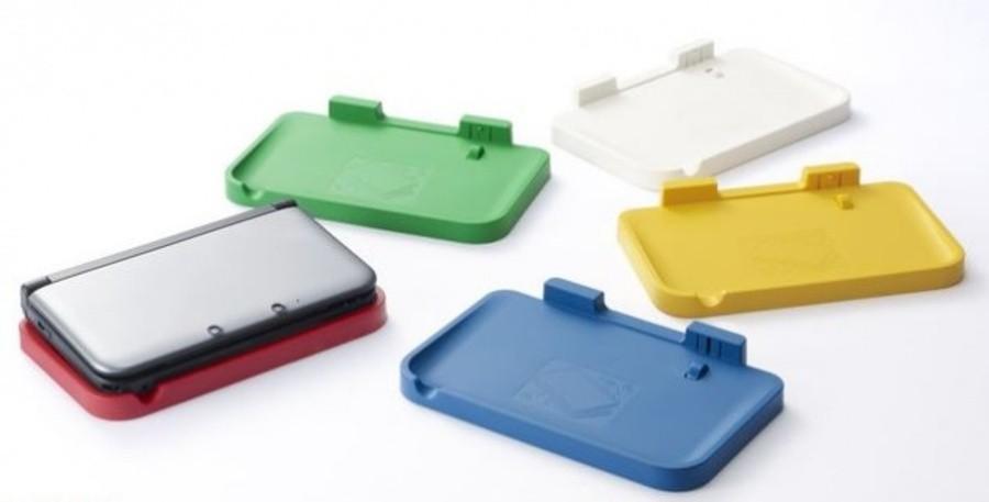 Club Nintendo 3 DS XL Charging Cradles