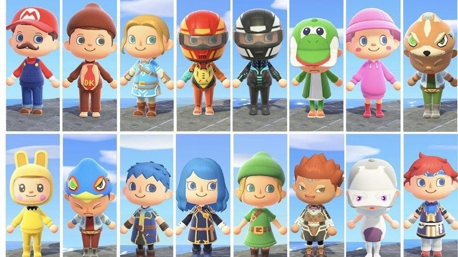 Smash Roster Animal Crossing