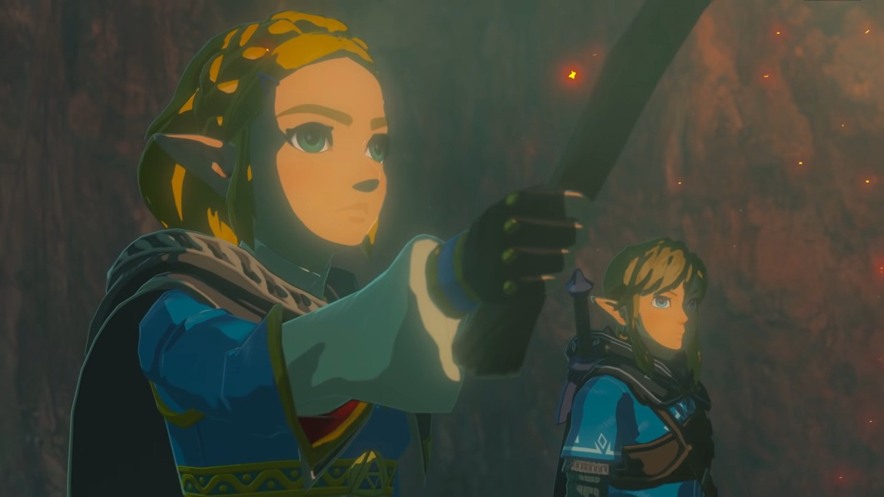 Video: Mindless Speculation About The Legend Of Zelda: Breath Of The Wild 2 With Alex, Zion And Jon