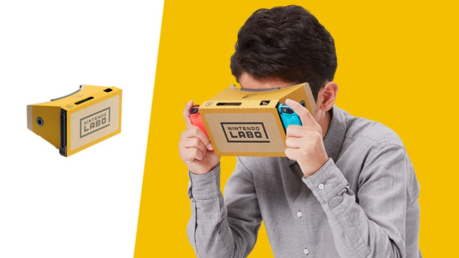 Nintendo Switch / Labo VR