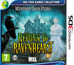 Mystery Case Files: Return to Ravenhearst