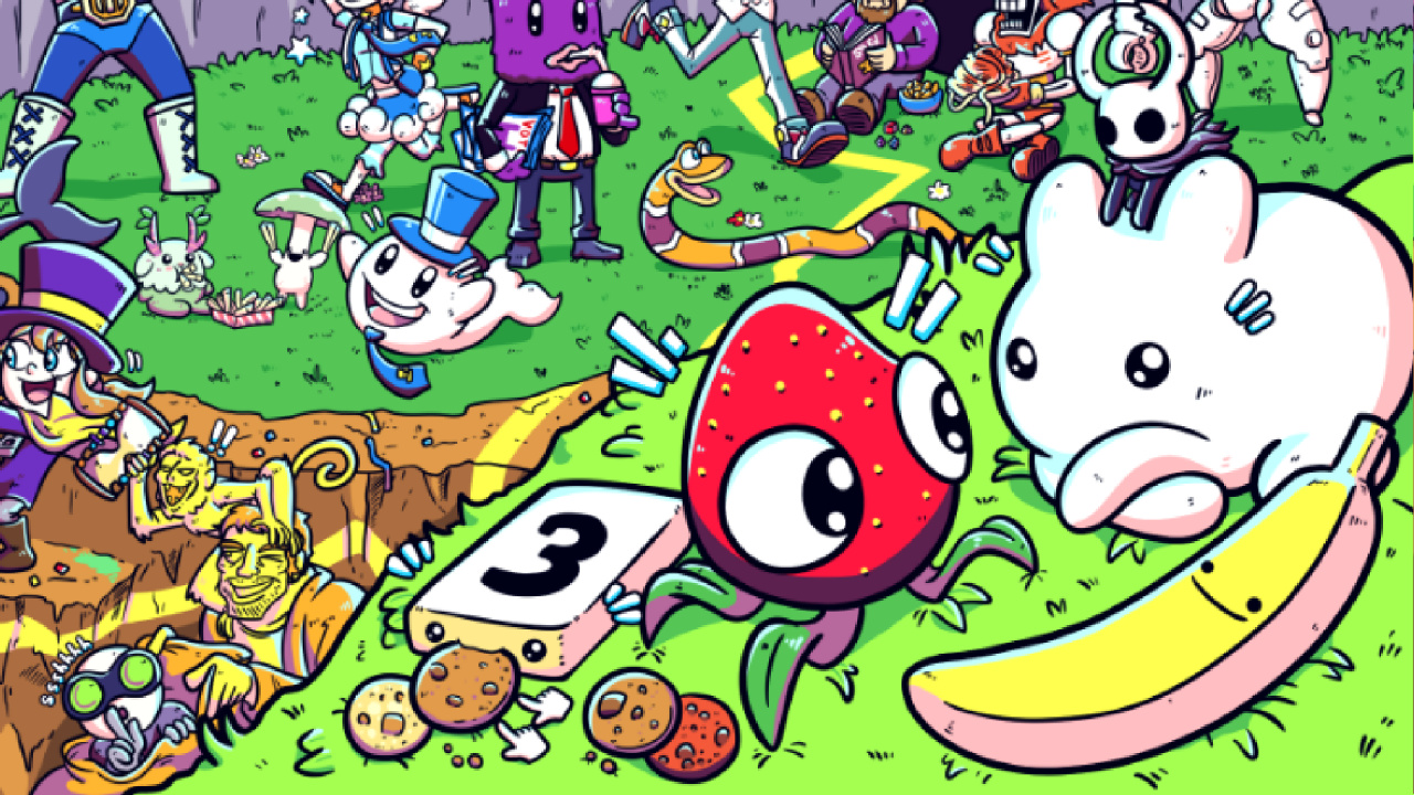 Random: How Many Of These 175 Indie Games Can You Identify?