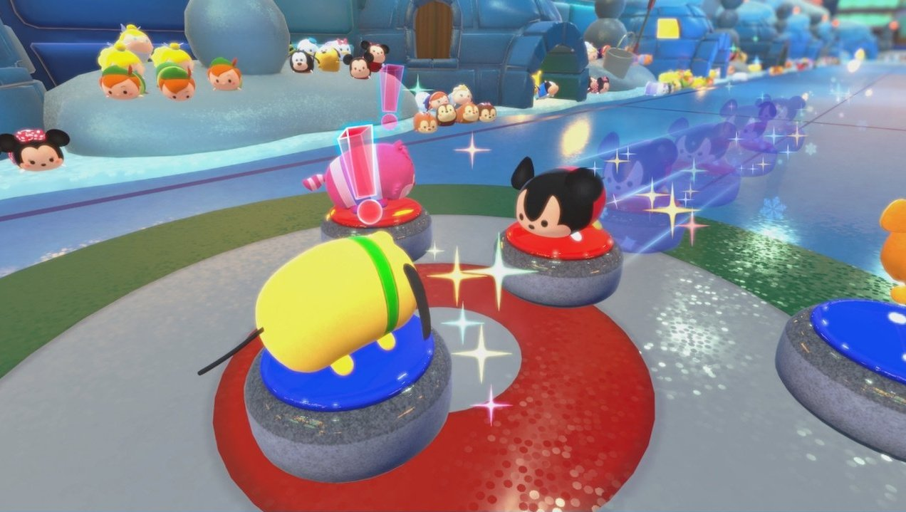 Disney S Tsum Tsum Arrive In Festival Form On Nintendo Switch Later