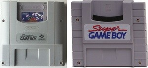 The PAL-region version (left) was very similar to the Japanese iteration. The chunky fella on the right was released in North America to better match the region's SNES design