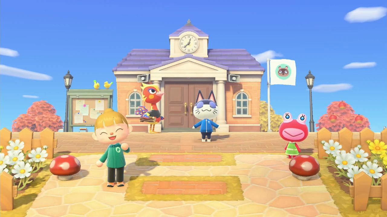 You Can Now Visit Nintendo's Official Island In Animal Crossing: New Horizons