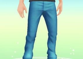 FireRed Pants