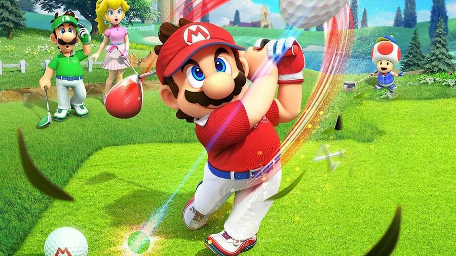 Mario Golf Switch