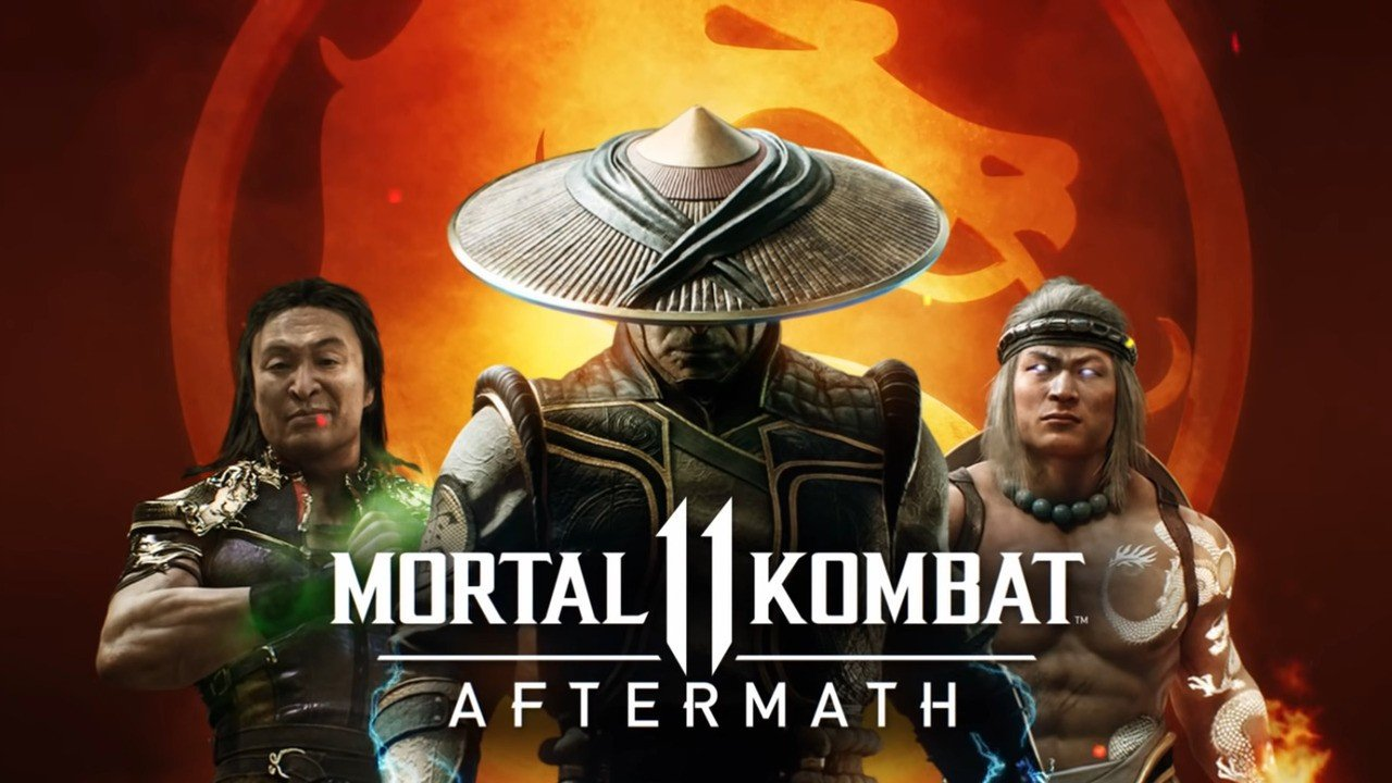 Aftermath Porn Movie mortal kombat 11: aftermath gets a physical kollection on