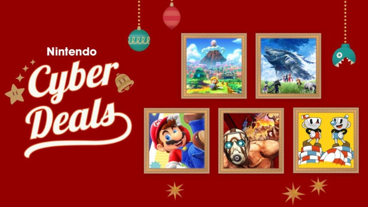 Nintendo Goes Big With Cyber Deals Sale, Up To 50% Off Top Switch Games (North America)