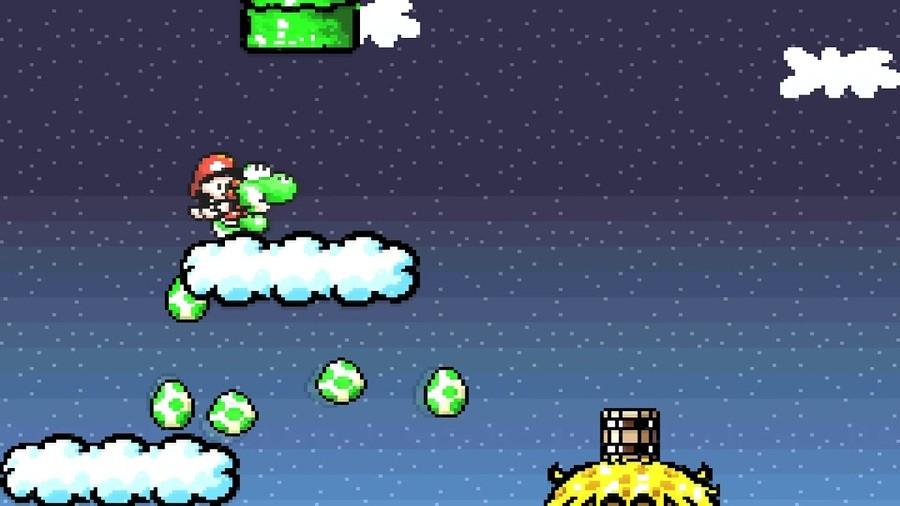 Yoshi's Island - World 5 (SNES)