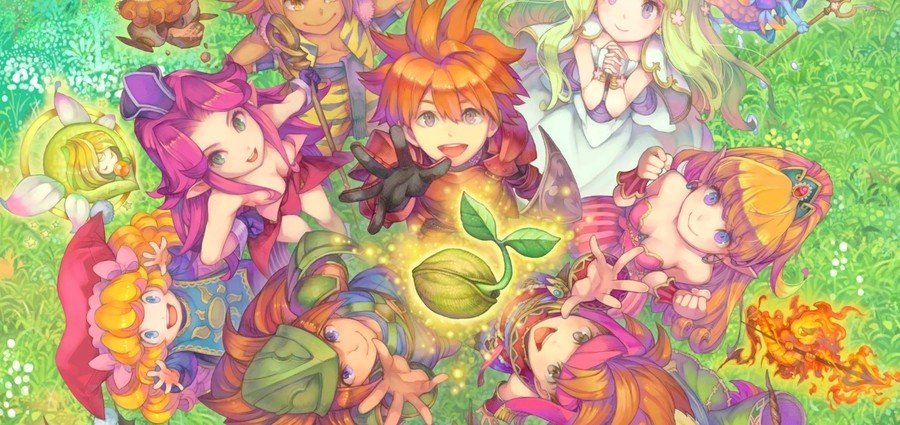 Secret Of Mana Collection