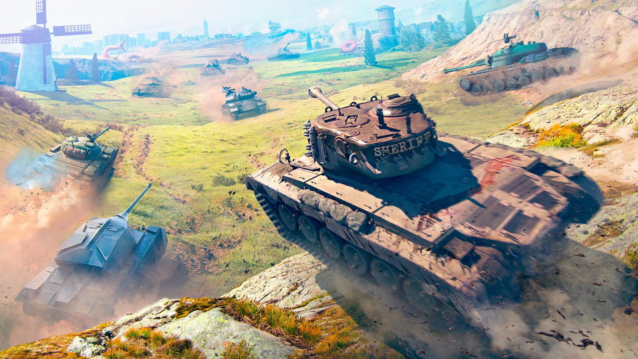 Feature: The History Of World Of Tanks Blitz, Wargaming's Military Action MMO Now On Nintendo Switch
