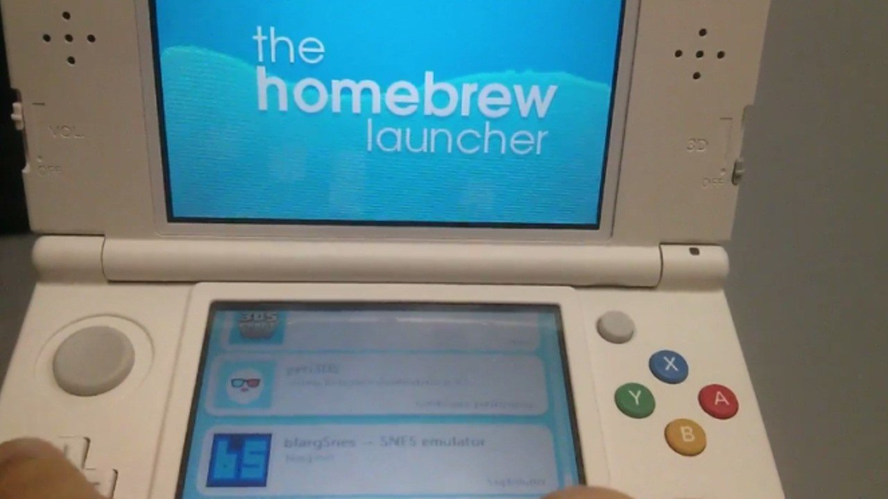 Talking Point: 3DS Homebrew Development Causes Another Game