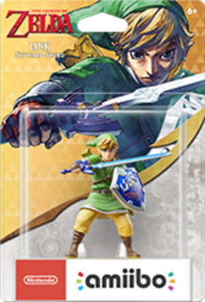 Link - Skyward Sword amiibo Pack