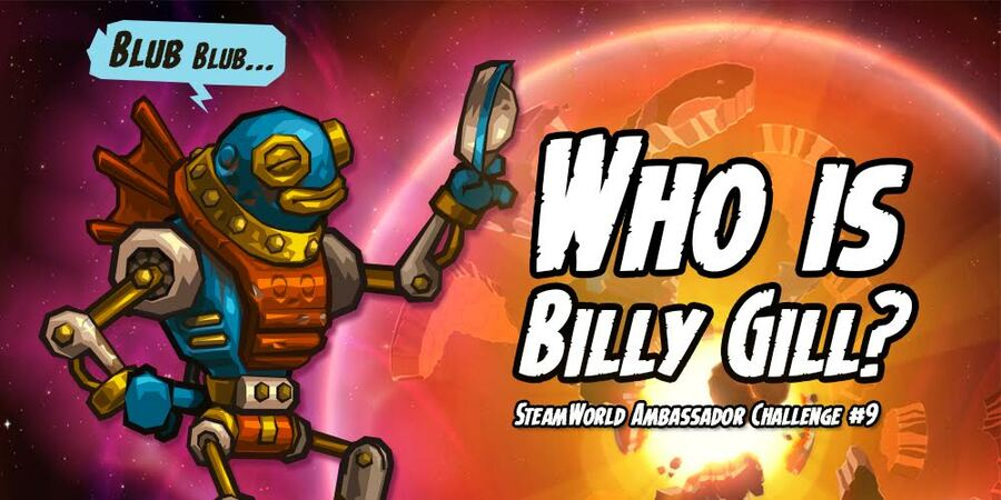 SteamWorld Heist Billy Gill.jpg