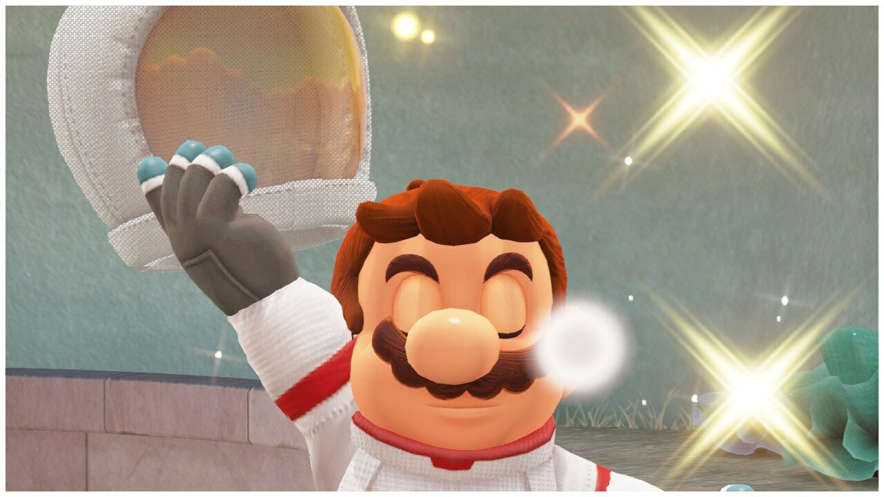 Gallery: Super Mario Odyssey Looks Even Better When A Professional Photographer Takes It For A Spin