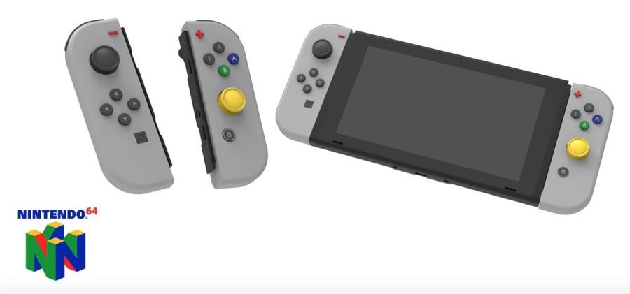 N64 Switch Design