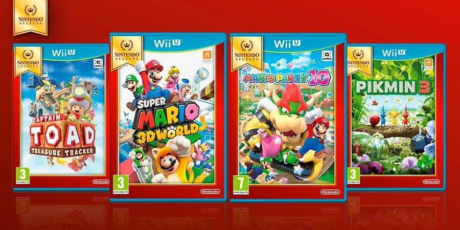 Nintendo Selects Europe