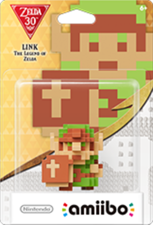 Link - The Legend of Zelda amiibo Pack
