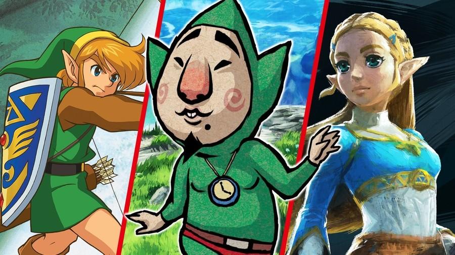 Nintendo Life Zelda 35th Anniversary Predictions