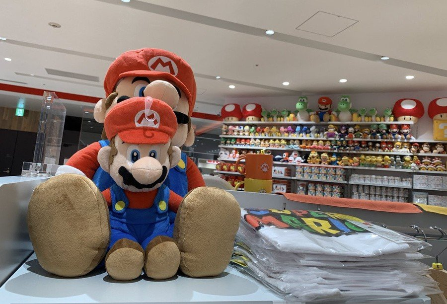 Nintendo Tokyo Store