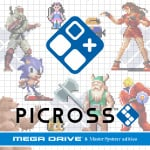 PICROSS S GENESIS & Master System edition