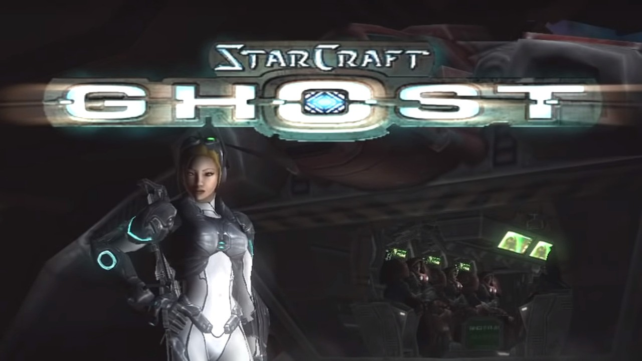 New Footage Of Blizzard's Axed Third-Person Shooter StarCraft Ghost Surfaces Online