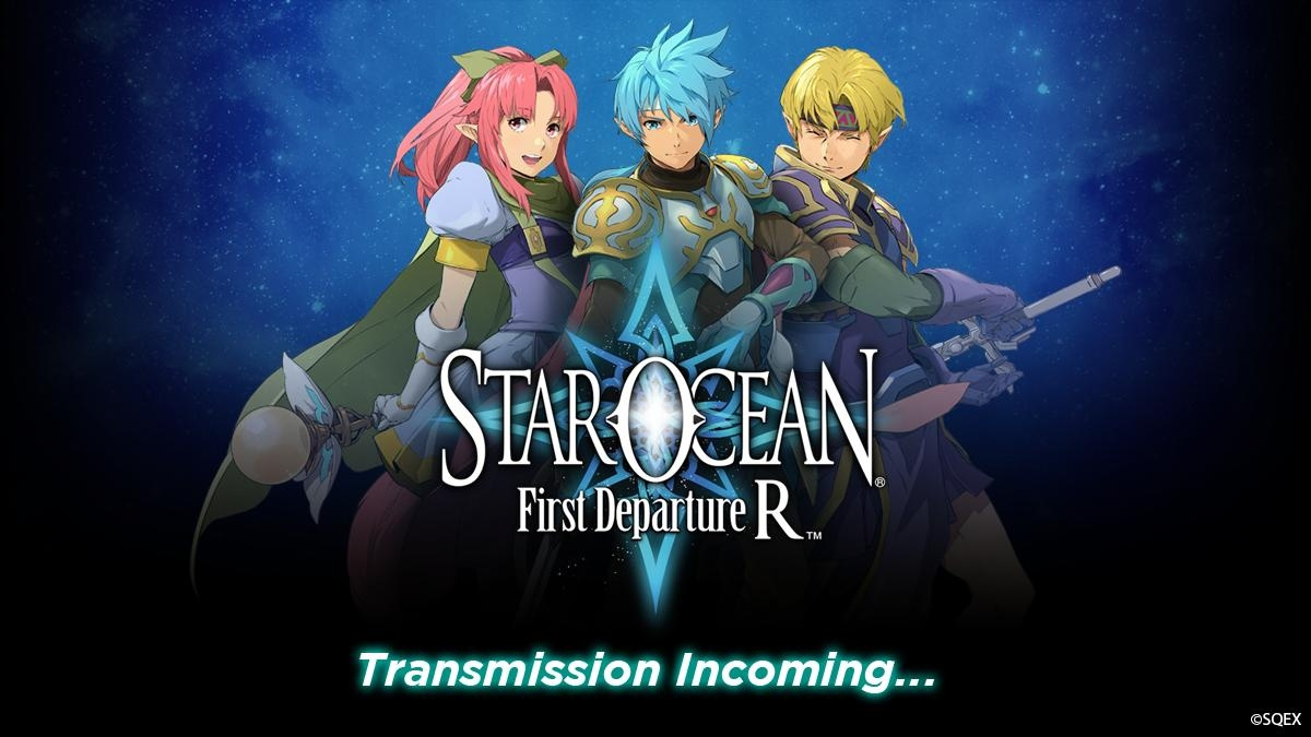 Star Ocean: First Departure R Announced For Nintendo Switch