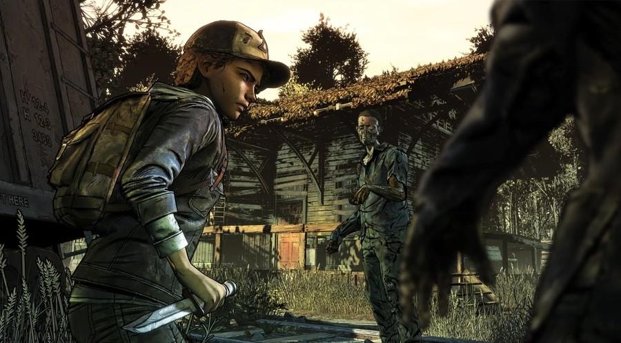 The Walking Dead IMG