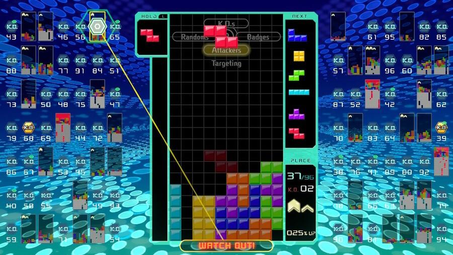 Tetris, obv.