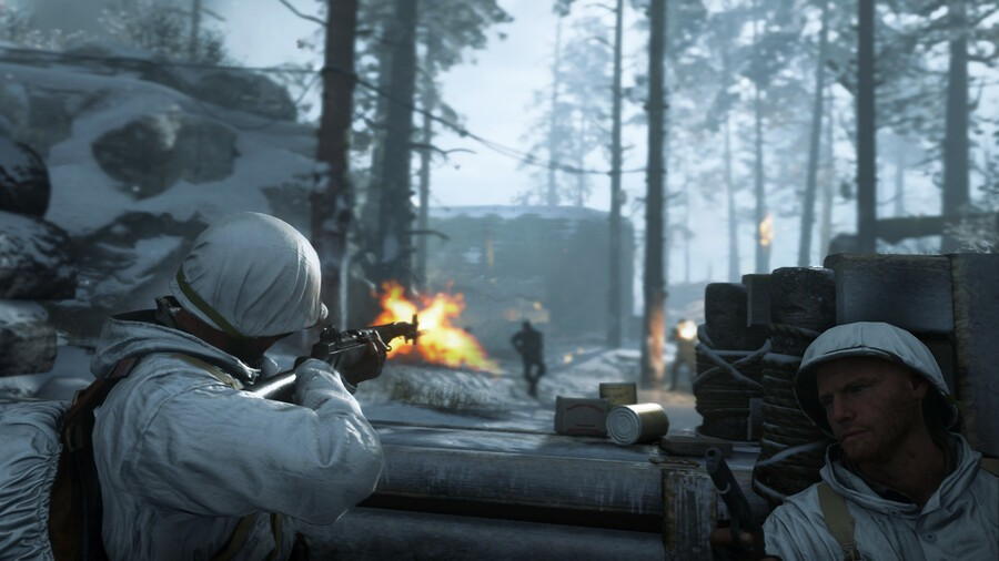 Call of Duty: WWII (Activision)