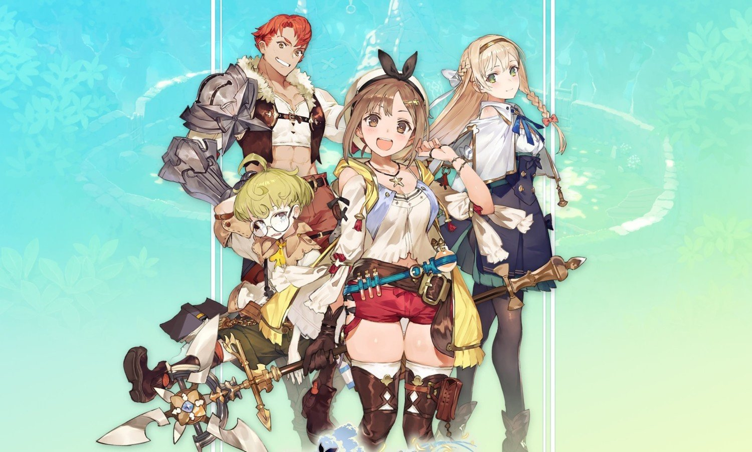 Atelier Ryza Producer Surprised That Fans Find Lead Character So Sexy