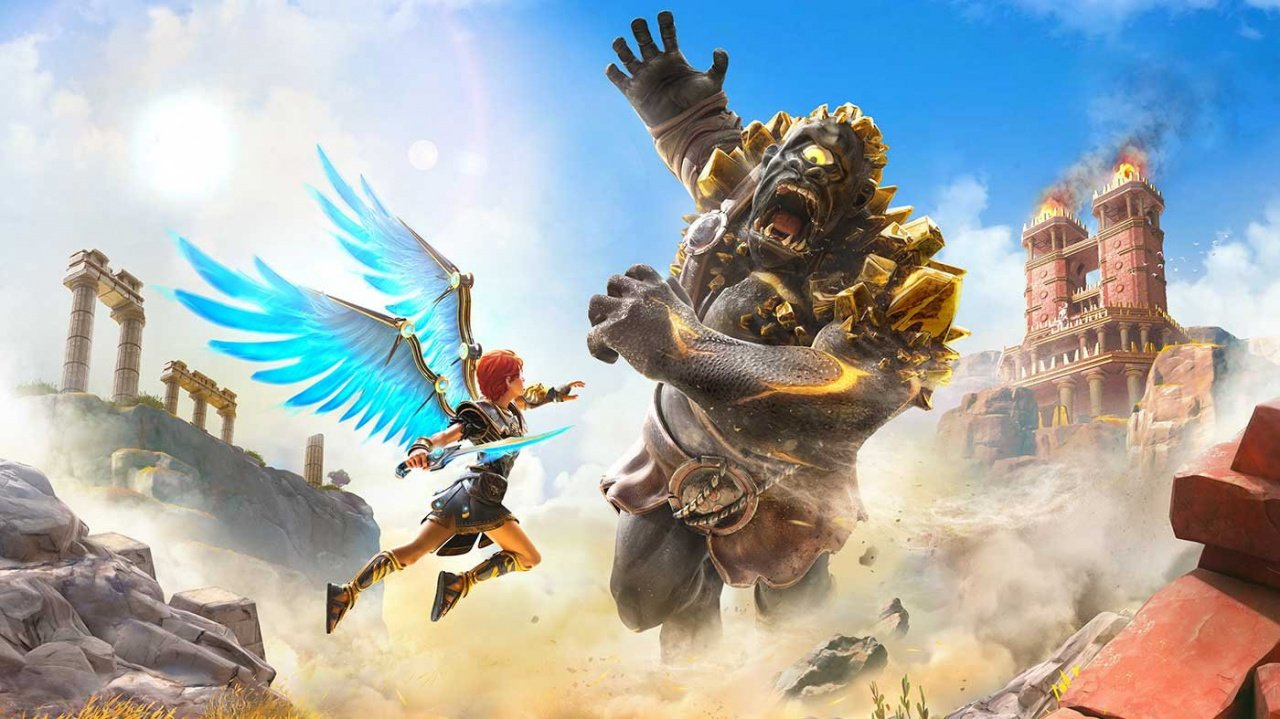 Reminder: You Can Now Download A Demo Of Immortals Fenyx Rising From The Switch eShop