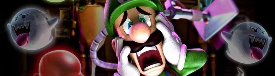 Luigi's Mansion: Dark Moon (3DS)