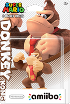 Donkey Kong amiibo Pack