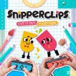 Snipperclips - Cut it out, together! (Switch eShop)