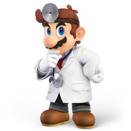 18. Dr. Mario